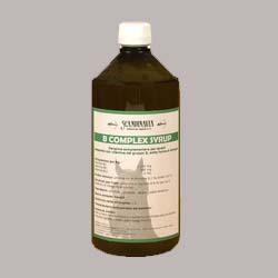 Vitamine del gruppo B, B complex syrup - Scandinavia