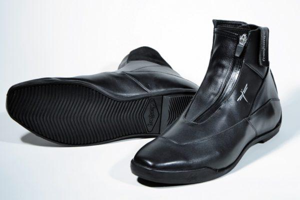 stivaletti liberty evo neri, boots black, freejump, abbigliamento accessori cavaliere