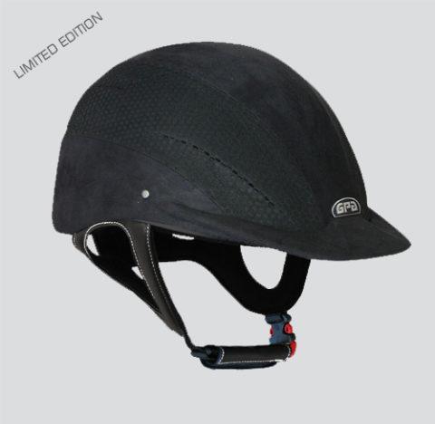 casco equitazione easy 2x alcantara, gpa, abbigliamento accessori cavaliere
