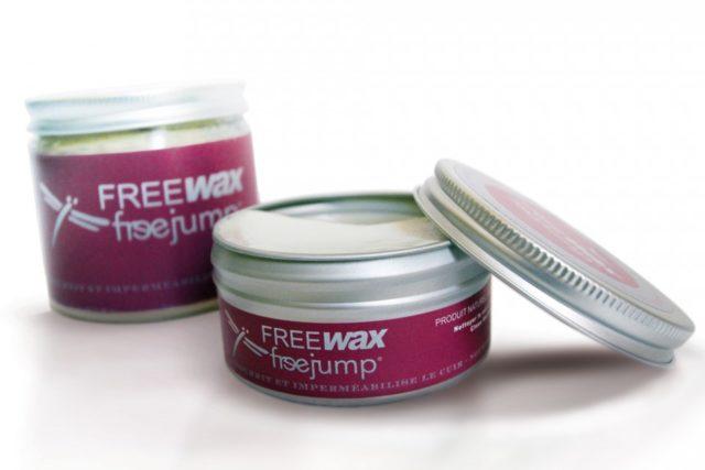 crema per cuoio, freewax freejump