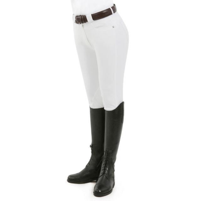 pantaloni aderenti donna, kelly, classic breeches, kingsland
