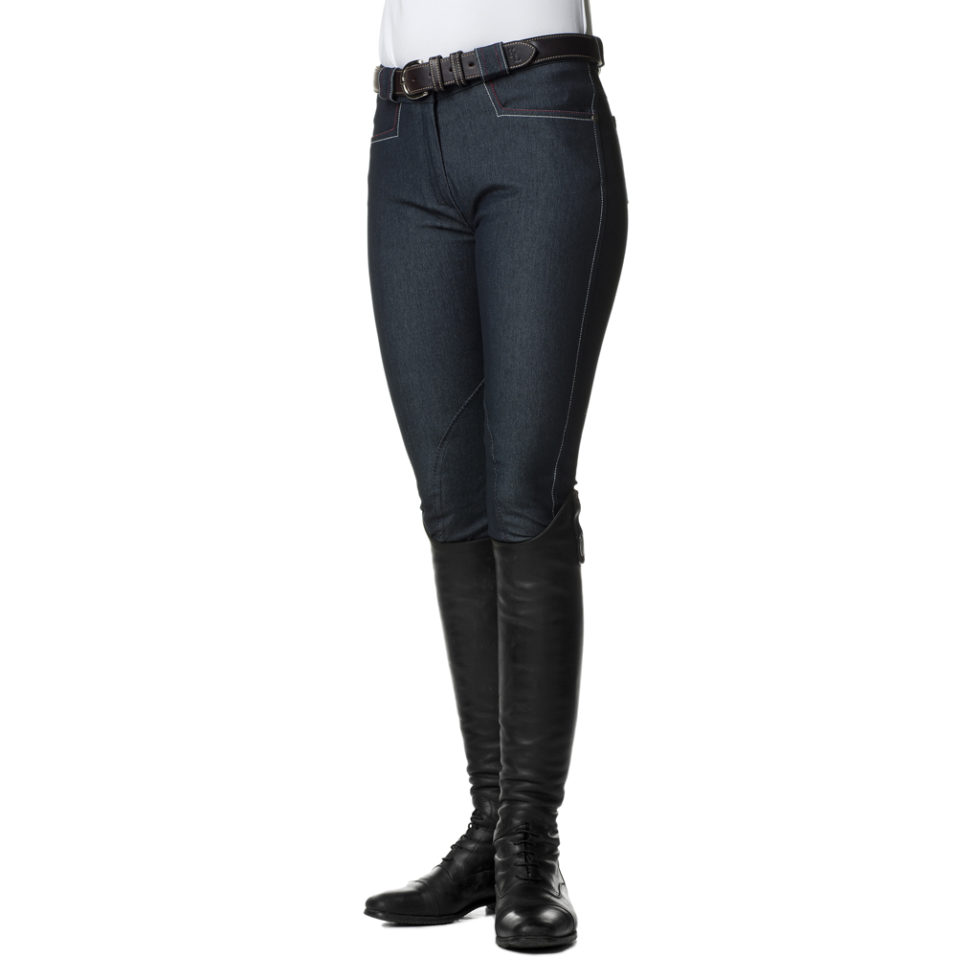 pantaloni aderenti donna, kelly, ladies breeches, kingsland