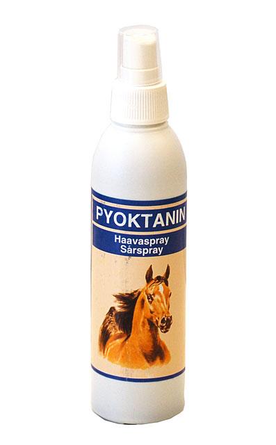 pyoktanin spray disinfettante per cavallo scandinavia