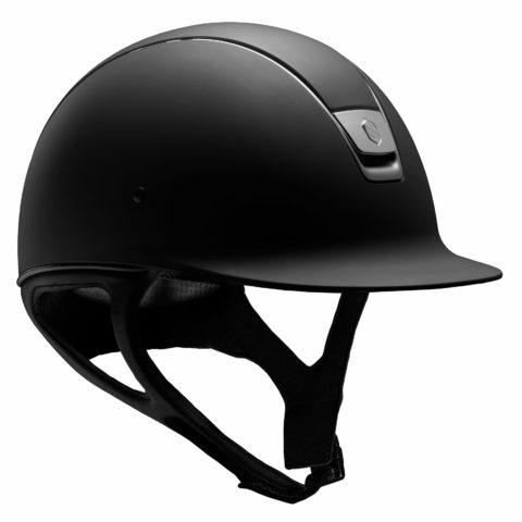 shadowmatt, casco policarbonato, samshield, abbigliamento accessori cavaliere