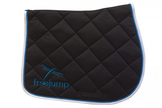 sottosella standard, standard saddle pad, freejump