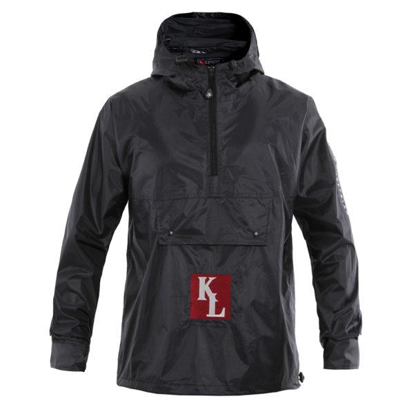 giacca da pioggia, cerniera corta, unisex rain jacket, kingsland, abbigliamento cavaliere