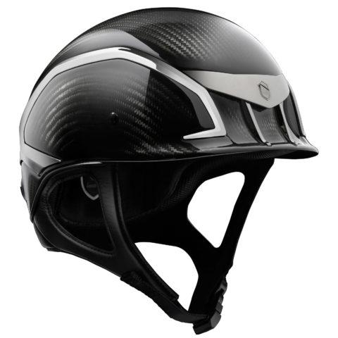 xc, casco fibra carbonio, samshield, abbigliamento accessori cavaliere