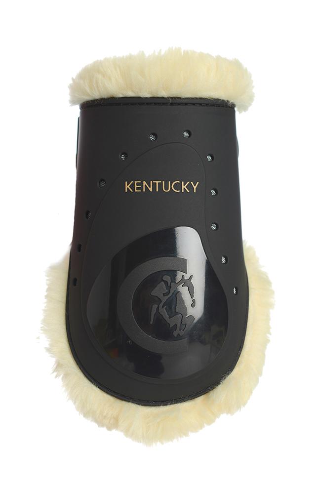 paranocche con agnellino sheepskin fetlock Kentucky