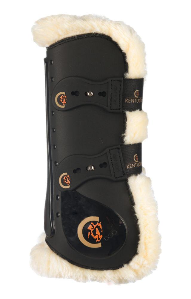 paratendini con agnellino sheepskin tendon boots Kentucky