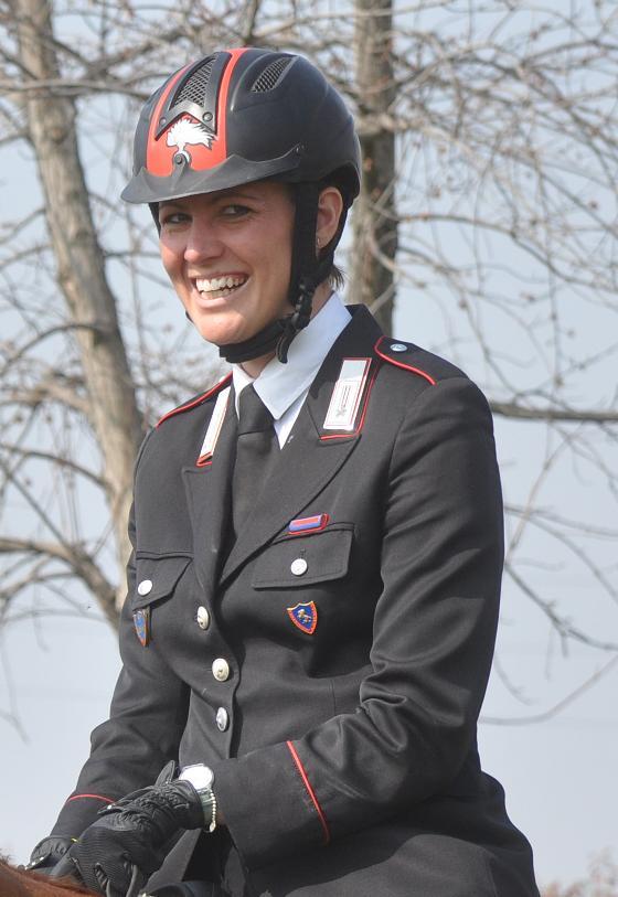 Monica Iemi per B-Sporthorses: vendita attrezzature e accessori per il cavallo e il cavaliere